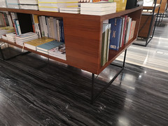 2019-09-FL-221989 (acme london) Tags: beijing bookstore bookmatchedmarble bookmatchedstone china furniture interior luxury mall retail skpmall sybarite