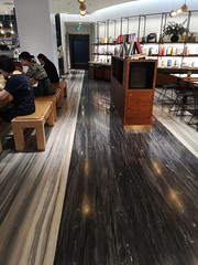 2019-09-FL-221987 (acme london) Tags: beijing bookstore bookmatchedmarble bookmatchedstone china interior luxury mall retail skpmall sybarite