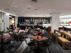 2019-09-FL-221986 (acme london) Tags: beijing bookstore bookmatchedmarble bookmatchedstone china furniture interior luxury mall retail skpmall sybarite