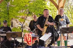 DAR_1508r (crobart) Tags: george kash express band music musicians oktoberfest canadas wonderland cedar fair amusement theme park