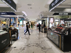 2019-09-FL-221826 (acme london) Tags: beijing bookmatchedmarble bookmatchedstone china cosmetics flooring luxury mall marble mirrorpolishedstainlesssteel retail signageband skpmall stalls sybarite