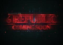 6 Republic - November 2019 Edition - TV Shows vs Movies (Mikaela Carpaccio - 6º Republic Event) Tags: