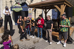 EAE_7546r (crobart) Tags: beer stein holding contest oktoberfest canadas wonderland cedar fair amusement theme park