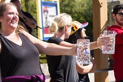 DAR_1707r (crobart) Tags: beer stein holding contest oktoberfest canadas wonderland cedar fair amusement theme park