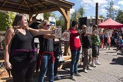 EAE_7525r (crobart) Tags: beer stein holding contest oktoberfest canadas wonderland cedar fair amusement theme park