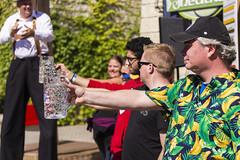 DAR_1699r (crobart) Tags: beer stein holding contest oktoberfest canadas wonderland cedar fair amusement theme park