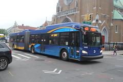 IMG_8125 (GojiMet86) Tags: mta nyc new york city bus buses 2016 xd60 5418 q111 parsons blvd 89th avenue