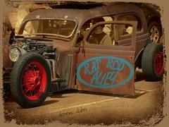 Rat Rod (novice09) Tags: backtothefifties carshow ratrod hotrod carart