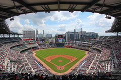 SunTrust Park - Atlanta, Georgia (russ david) Tags: suntrust park baseball mlb atlanta cobb county georgia braves feild stadium arizona diamondbacks april 2019