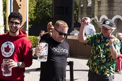 EAE_7537r (crobart) Tags: beer stein holding contest oktoberfest canadas wonderland cedar fair amusement theme park