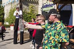 EAE_7498r (crobart) Tags: beer stein holding contest oktoberfest canadas wonderland cedar fair amusement theme park