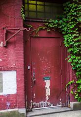 Old Doorway (Ed Newman) Tags: door doorway chelsea manhattan newyork nyc gothamist