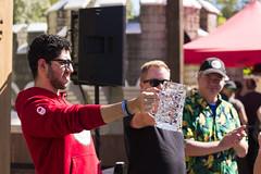 DAR_1734r (crobart) Tags: beer stein holding contest oktoberfest canadas wonderland cedar fair amusement theme park