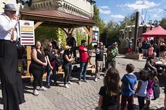 EAE_7533r (crobart) Tags: beer stein holding contest oktoberfest canadas wonderland cedar fair amusement theme park