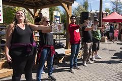 EAE_7530r (crobart) Tags: beer stein holding contest oktoberfest canadas wonderland cedar fair amusement theme park