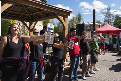 EAE_7514r (crobart) Tags: beer stein holding contest oktoberfest canadas wonderland cedar fair amusement theme park