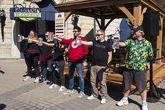 EAE_7494r (crobart) Tags: beer stein holding contest oktoberfest canadas wonderland cedar fair amusement theme park