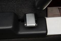 Century door handle (cf1703) Tags: car classic luxury white toyota elegance interior wool wood
