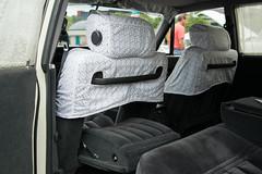 Century pass through (cf1703) Tags: car classic luxury white elegance interior wool wood