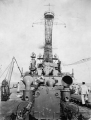 USS MICHIGAN FORWARD VIEW (DREADNOUGHT2003) Tags: warships warship warproduction warinthepacific war submarines submarine battleships battleship