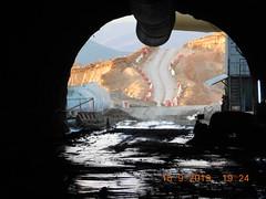 #40 horas momento de irse a casa (macha.cl) Tags: mining chile elmelón túnel minería machacl macha