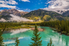 Bow River, Banff National Park (Cole Chase Photography) Tags: bowrivervalley canadianrockies alberta canada