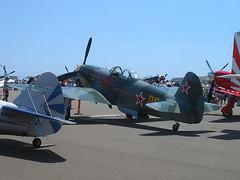 "Yakovlev Yak-9UM 1 • <a style=""font-size:0.8em;"" href=""http://www.flickr.com/photos/81723459@N04/48741167873/"" target=""_blank"">View on Flickr</a>"
