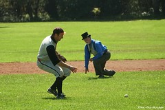 2019 BAVBB Golden Gate Cup Final - Golden Gate Park - 091519 - 30 - SF Pacifics vs SF Barbary Coasters (Stan-the-Rocker) Tags: stantherocker sony ilce sanfrancisco bavbb bayarea vintagebaseball goldengatepark bigrec sel18135