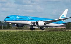 KLM PH-BHH plb20-2 (andreas_muhl) Tags: 2019 787900 ams amsterdam dreamliner eham flugzeuge klm phbhh schiphol aircraft airplane aviation planespotter planespotting
