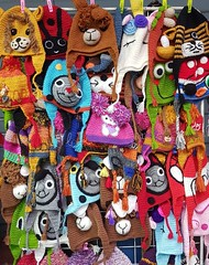 965. 3D 100% handmade wool hat (Alpaca wool, fur and cotton apparel) Tags: 3d 100 handmade wool hat