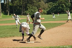 2019 BAVBB Golden Gate Cup Final - Golden Gate Park - 091519 - 41 - SF Pacifics vs SF Barbary Coasters (Stan-the-Rocker) Tags: stantherocker sony ilce sanfrancisco bavbb bayarea vintagebaseball goldengatepark bigrec sel18135