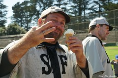 2019 BAVBB Golden Gate Cup Final - Golden Gate Park - 091519 - 57 - SF Pacifics vs SF Barbary Coasters (Stan-the-Rocker) Tags: stantherocker sony ilce sanfrancisco bavbb bayarea vintagebaseball goldengatepark bigrec sel18135
