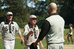 2019 BAVBB Golden Gate Cup Final - Golden Gate Park - 091519 - 46 - SF Pacifics vs SF Barbary Coasters (Stan-the-Rocker) Tags: stantherocker sony ilce sanfrancisco bavbb bayarea vintagebaseball goldengatepark bigrec sel18135
