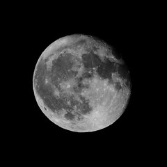 258/2019 (pepitaphotos) Tags: bw moon space astrophotography