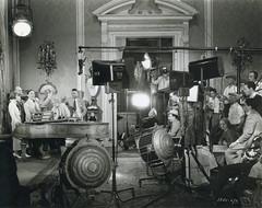 Hollywood Production (jericl cat) Tags: hollywood production set camera filming sets 1934 herecomesthegroom jack haley alice brady lovers day piano cameraman