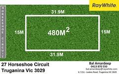 27 Horseshoe Circuit, Truganina VIC