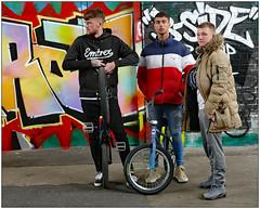 Biker Boys (donbyatt) Tags: digbeth birmingham thecustardfactory highviz2019 youth fashions candid portraits people street urban youthculture