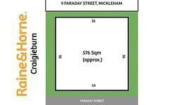 9 FARADAY STREET, Mickleham VIC