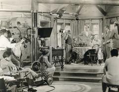 Hollywood Production (jericl cat) Tags: hollywood production set camera filming sets cameraman biographyofabachelorgirl biography 1934 1930s