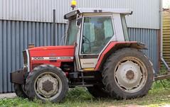 G284 VRT (Nivek.Old.Gold) Tags: 1989 massey ferguson 3065 autotronic 4wd tractor 3860cc tns