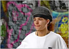 Peaky Blinder (donbyatt) Tags: digbeth birmingham thecustardfactory highviz2019 youth fashions candid portraits people street urban youthculture
