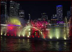 Colour on Brisbane River from Southbank-1= (Sheba_Also 46000 + photos-Videos) Tags: colour brisbane river from southbank
