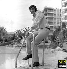 Engelbert Humperdinck (Arxiu del So i de la Imatge de Mallorca) Tags: palma mallorca majorca cantants cantantes singers piscines piscinas swimmingpools
