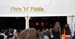 Flute N Fiddle (spelio) Tags: folk festival 2013 canberra cbr easter
