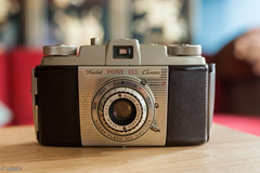 Kodak Pony (Uta_kv) Tags: sunrise photography canon50mmf18 canoneos parkdale magichour goldenhour canon5dclassic canon5d kodakponycamera