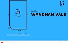 Lot 140, Wollahra Rise, Wyndham Vale VIC