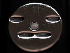 Respect Yourself (LoomahPix) Tags: d750 flickr macromondays nikon pareidolia closeup face macro macrophotography velbon