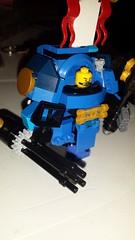 Ultra Marines Terminator (vlad SW) Tags: lego warhammer 40k ultra marines terminator armor space dawn war