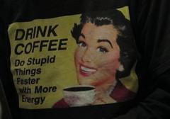 Drink coffee (spelio) Tags: folk festival 2013 canberra cbr easter