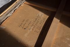 Décrochage Kijno David Trésors de Banlieues_11 (Mairie de Gennevilliers) Tags: tableau art trésors de banlieues exposition